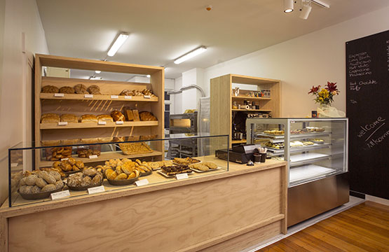 German Artisan Bakery